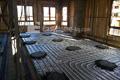 Полагане на подово отопление. Обект: Горна Баня