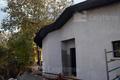 Фасадната топлоизолация е положена и грундирана. Обект: Перник