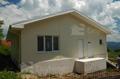 Сградата е завършена, цокъла е облицован с гранитогрес. Изгражда се фундамент за ограда. Обект: Своге