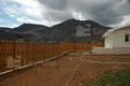 Оградата е завършена. Изпълнена е вертикална планировка. Изгражда се градинско осветление. Обект: Своге