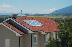 Изградена е фотоволтаична инсталация
