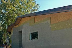 Изпълнение на фасада с изолация от фасадна вата