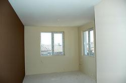 Спалня на второ ниво с под Knauf Vidifloor, предстои полагане на паркет
